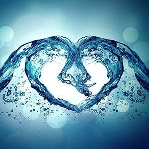 Kalp sağlığınız için, su için..!!